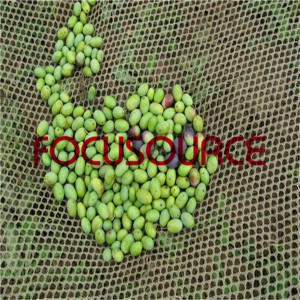 Round Hole Olive Picking Net