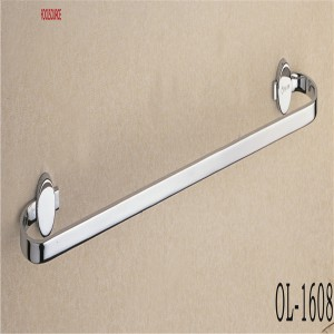 Single Towel Bar(600mm)-1608