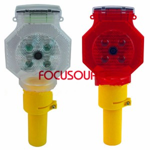 Solar Traffic Warning Lighting-SF010PTA-WR