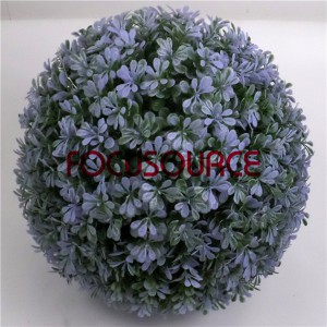Artificial Boxwood Grass Ball-HY149-BL002