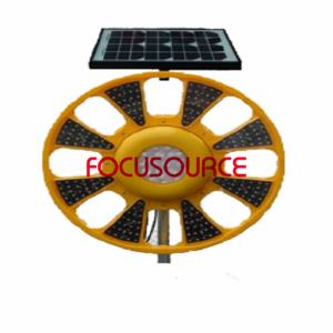 Solar Big Rotary Warning Lighting-SF110BTA-R