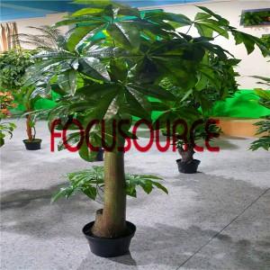 Artificial  Pachira Macrocarpa Tree