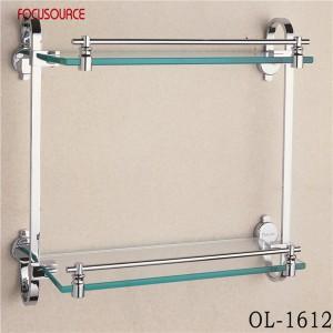 Double Glass Shelf-1612
