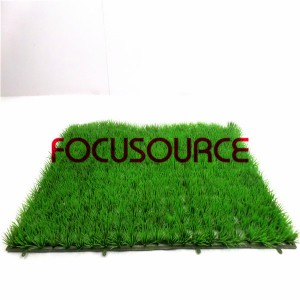 Grass artifisialy Turf -HY124 40X60CM GN001
