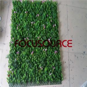 Artificial Grass Turf-mixed grass carpet model2