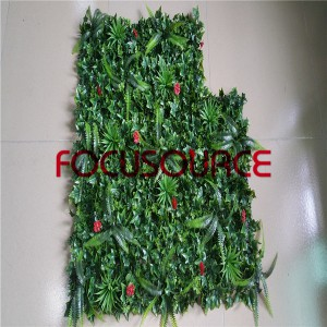 Artificial Grass Turf-mixed grass carpet model5