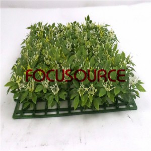 Artiffisial Turf Grass -HY11-155-100FL 25X25CM GN001-YL