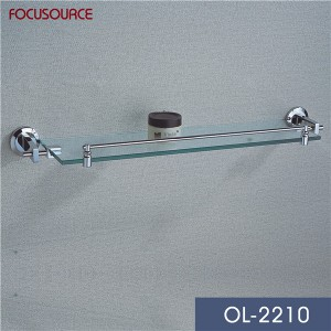Single Glass Shelf-2210
