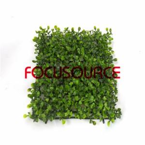 Artificial Grass Turf-HY08103 100 heads 3 layer milan 25X25CM