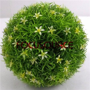 Maiketsetso Topiary Boxwood Grass Ball-HY0948S-GN001