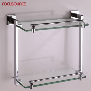 Double Glass Shelf-1212