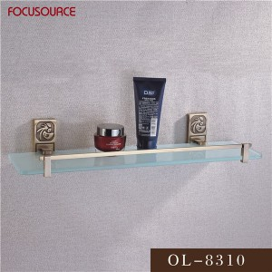 Single Glass Shelf-8310