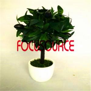 Artificial  Small Tree Bonsai -HY0217-EV329