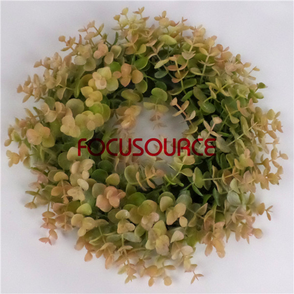 Wall Hanging Artificial Grass Weath-HY136-30cm Featured Image