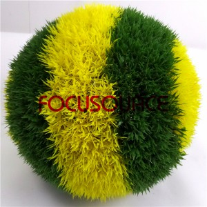 Maiketsetso Topiary Boxwood Grass Ball-HY0947S-GY001