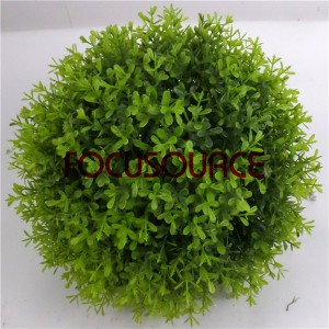 Artificial Boxwood Grass Ball-HY152-GN002