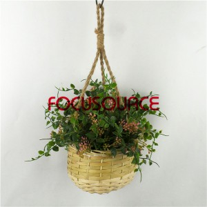 Artificial Hanging Basket Plant-HY228-H-18-H-038 GPR4
