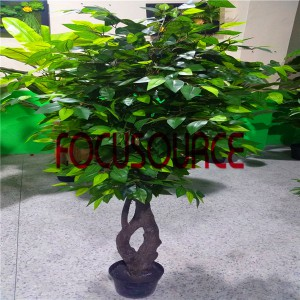 Artificial Plastic Banyan Tree - 1.8m (4)