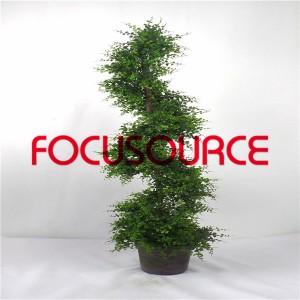 Artificial  Spiral Tree-HY228-J3-H135-ZM-024