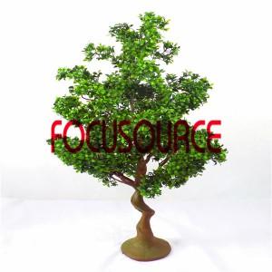 Artificial  Small Tree Bonsai -HY245-F-H100-081
