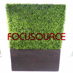 Artificial Boxwood Topiary Tower -HY08103-J5-H166-004