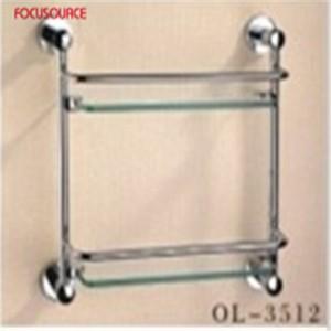 Habeli Glass Shelf -3512