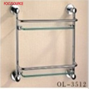 Double Glass Shelf -3512
