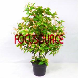 Artificial  Small Tree Bonsai -HY295-F-H75-090