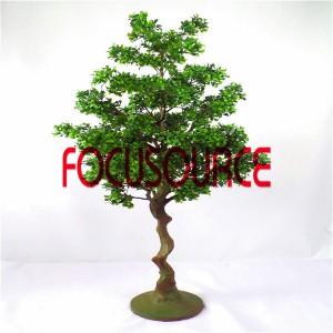 Artificial  Small Tree Bonsai -HY245-F-H130-083