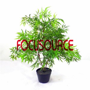 Artificial  Small Tree Bonsai -HY189-F-H60-035