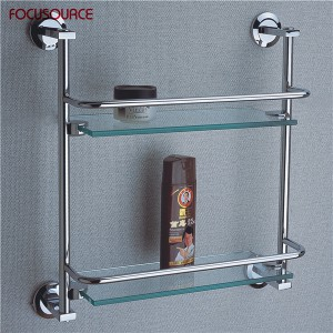 Double Glass Shelf-2212