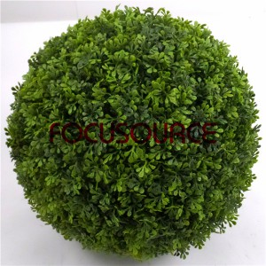 Maiketsetso Topiary Boxwood Grass Ball-HY0811-GN001