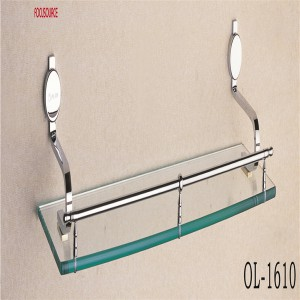 Single Glass Shelf-1610
