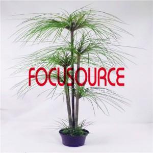 Artificial  Small Tree Bonsai -HY147-F-H170-T5-F-042