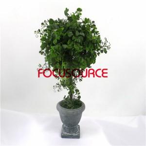 Artificial Plants Bonsai-HY228-E-H130-ZM-078