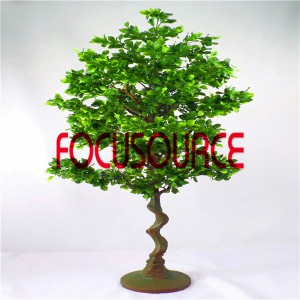 Artificial  Small Tree Bonsai -HY206-F-H145-082
