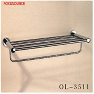 Towel Rack With Bar-3511