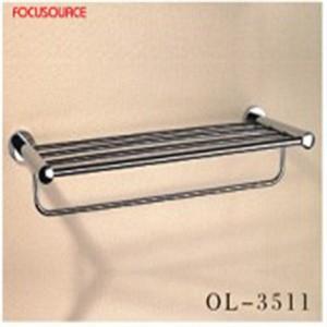 Towel Rack With Bar-3511