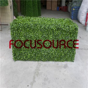 Artificial Boxwood Topiary Tower -HY08103-J5-H41-034