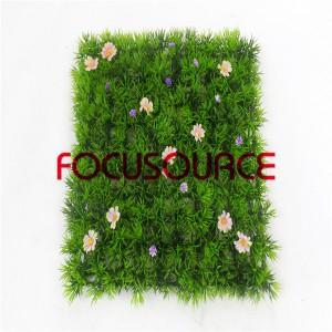Artifical Grass Carpet -100 heads-4 feet with flower