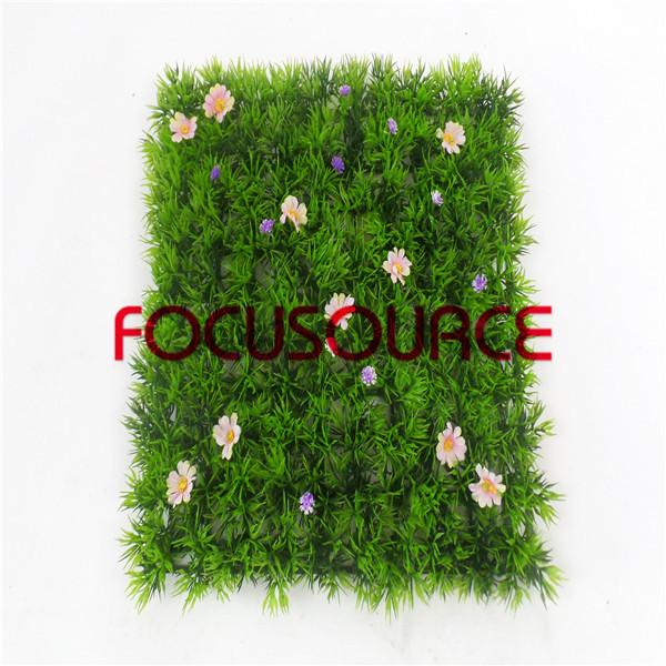 Artifical Grass Carpet -100 heads-4 feet with flower Featured Image