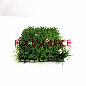 Artificial Grass Carpet -HY178  12 Leaves 25X25CM  GN001