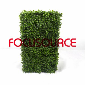 Artificial Boxwood Topiary Tower -HY08103-J5-H60-019