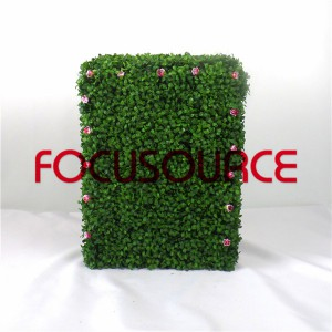 Artificial Topiary Grass Tower-HY245-J5-H59-H-029