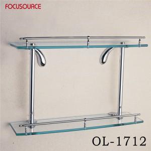 Double Glass Shelf-1712