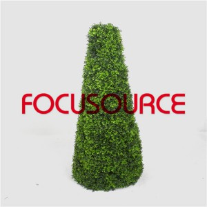 Artificial Boxwood Topiary Tower -HY0811-J2-H95-016
