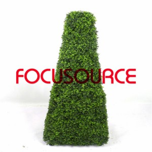 Artificial Topiary Grass Tower -HY0811-J1-H95-015