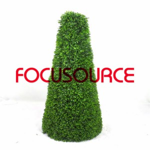 Artifisialy bokso topiary Grass Tower-HY181-J2-H115-018