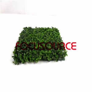 Artificial Grass Turf-HY08102 6 Forks 2 layer milan  25X25CM  GN001