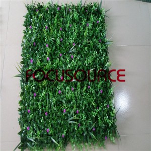 Artificial Grass Turf-mixed grass carpet model3